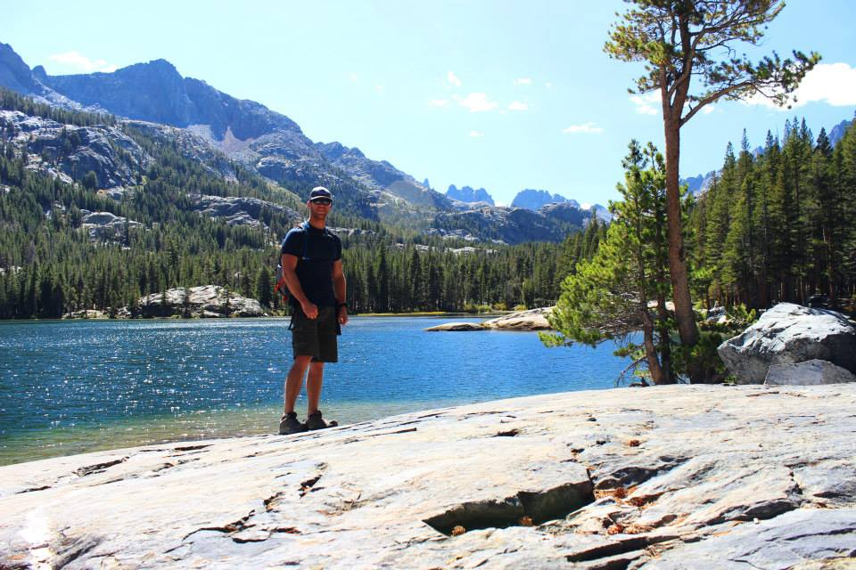 Hiking Shadow Lake in Mammoth, CA | He and She Eat Clean