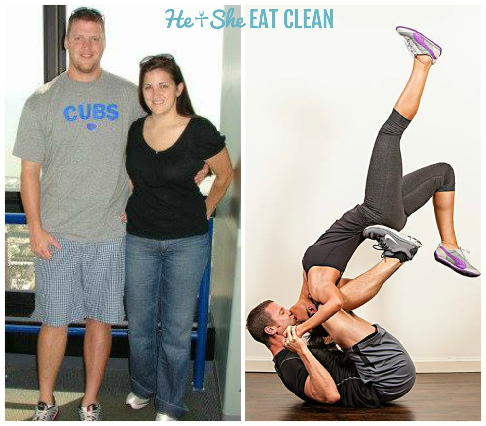 Clean Eating + Weight Lifting Transformation | He and She Eat Clean