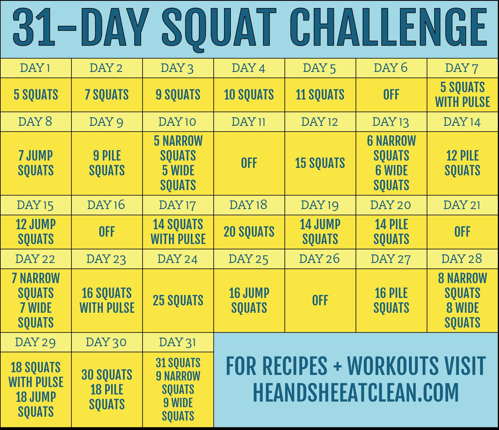 30-Day Turkey Trot Challenge