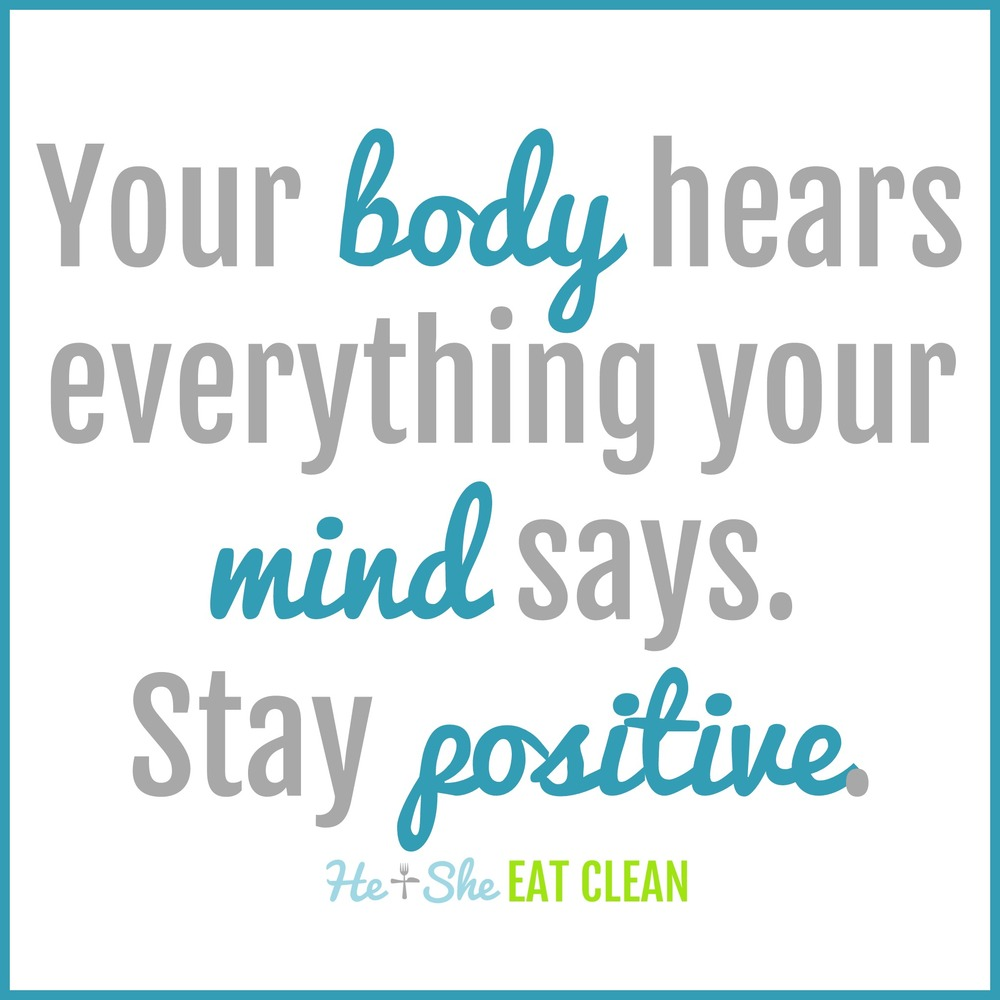 Motivational Quotes for Body Image, Weight Loss, and Fitness | He and She Eat Clean