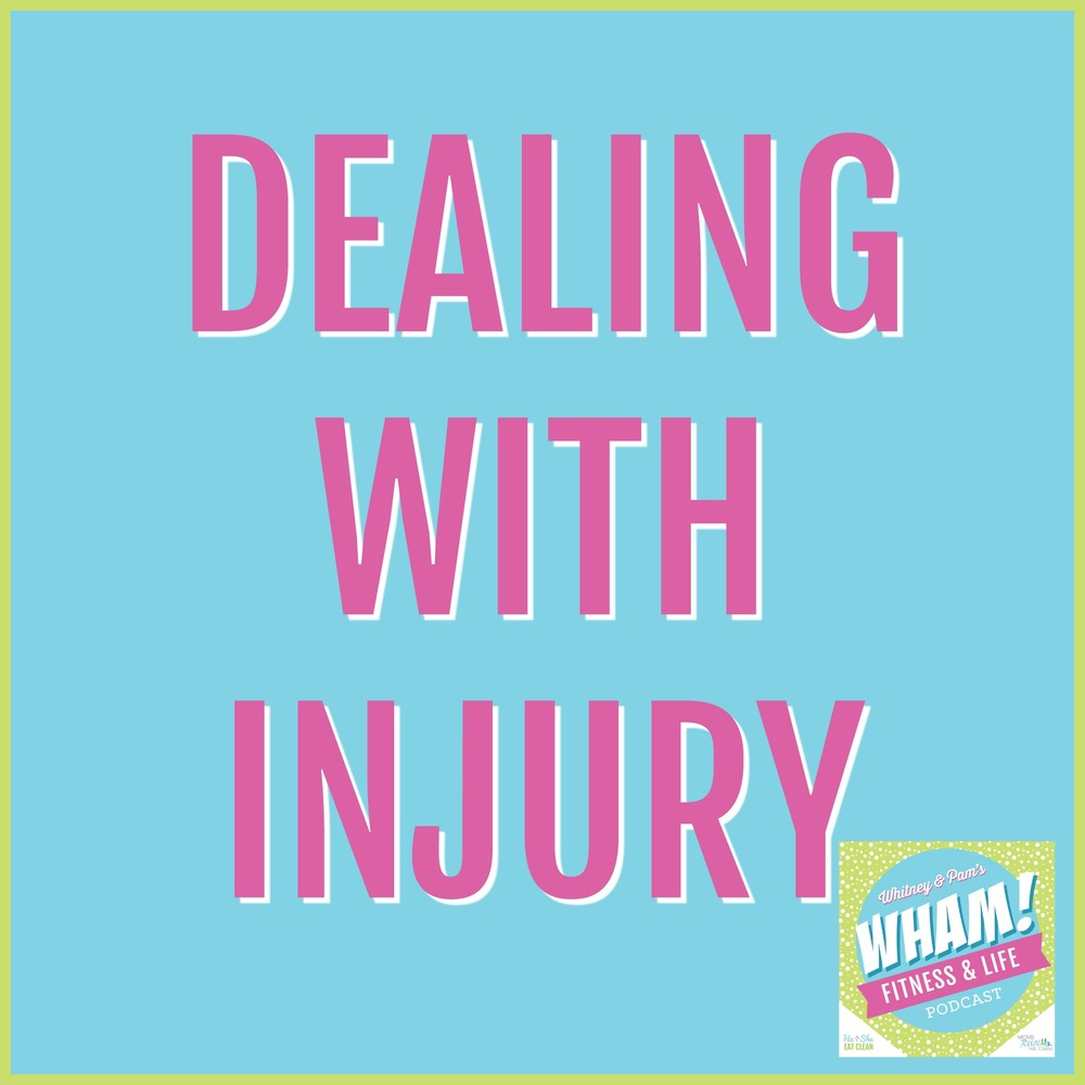 Dealing with Injury - WHAM Podcast #009