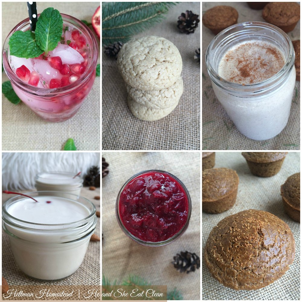 Fit Festive Foods - FREE eCookbook!