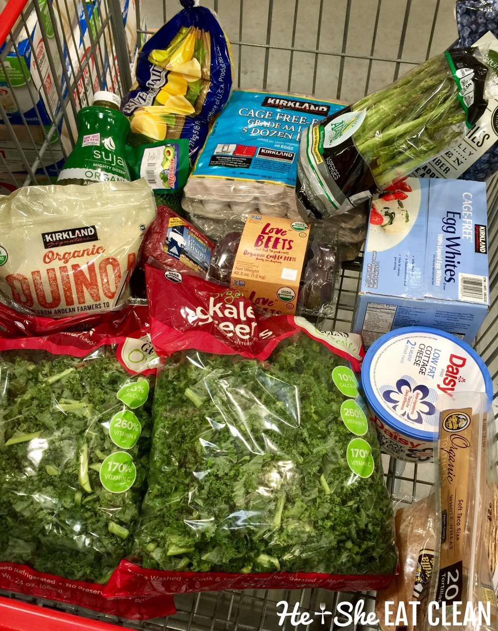 Costco Shopping | He and She Eat Clean