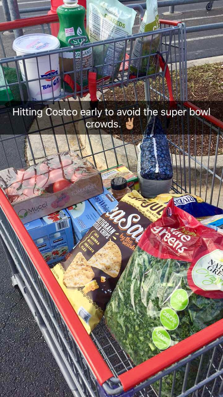 Costco Grocery Shopping | He and She Eat Clean