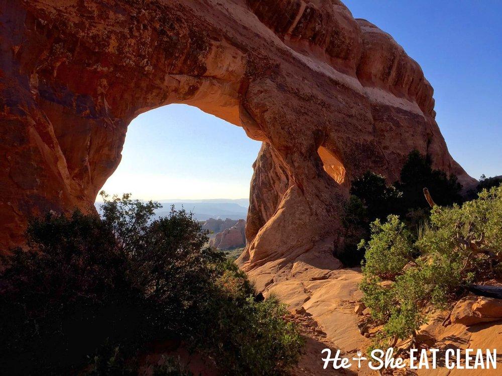 Hiking Devils Garden Primitive Loop (Arches National Park)