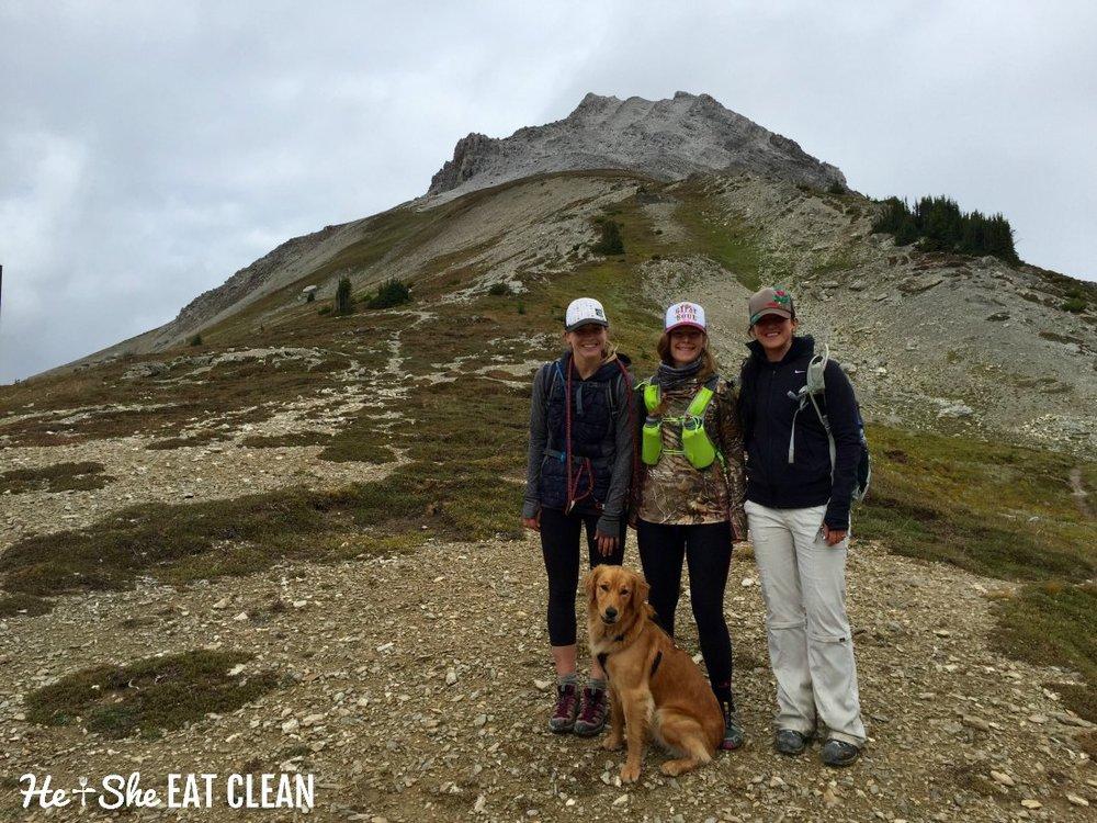 Hiking the Kindersley-Sinclair Loop in Kootenay National Park, Canada