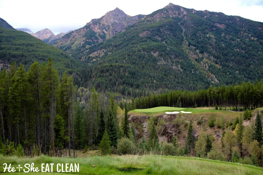 Greywolf Golf Course in Panorama Mountain Resort, BC, Canada