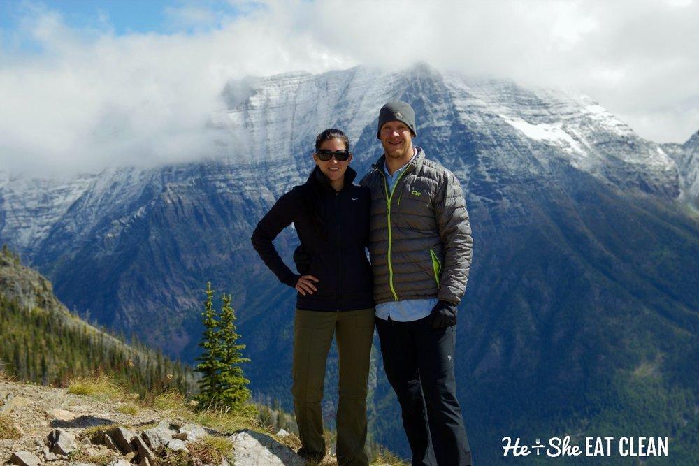 Hiking Numa Ridge Lookout Trail in Glacier National Park, Montana