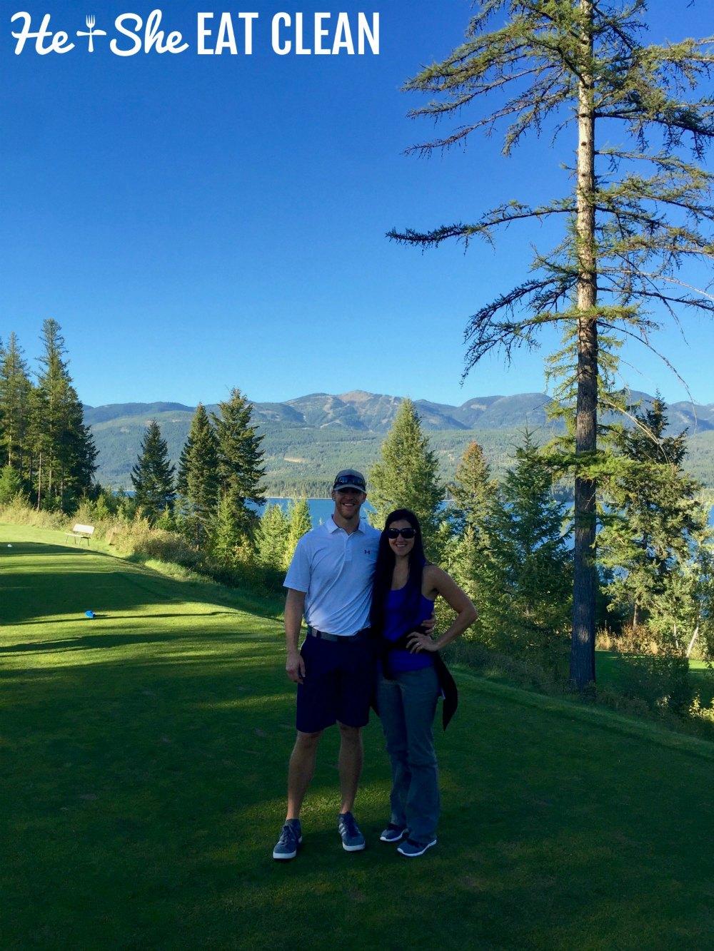 Whitefish Lake Golf Club in Whitefish, Montana