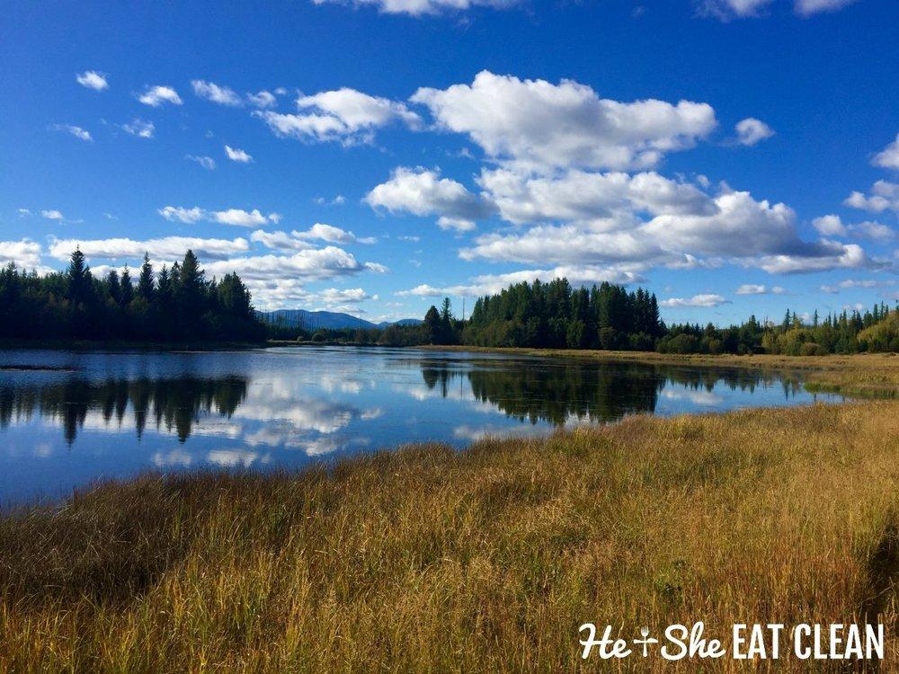 Hiking Hidden Meadow in Glacier National Park, Montana