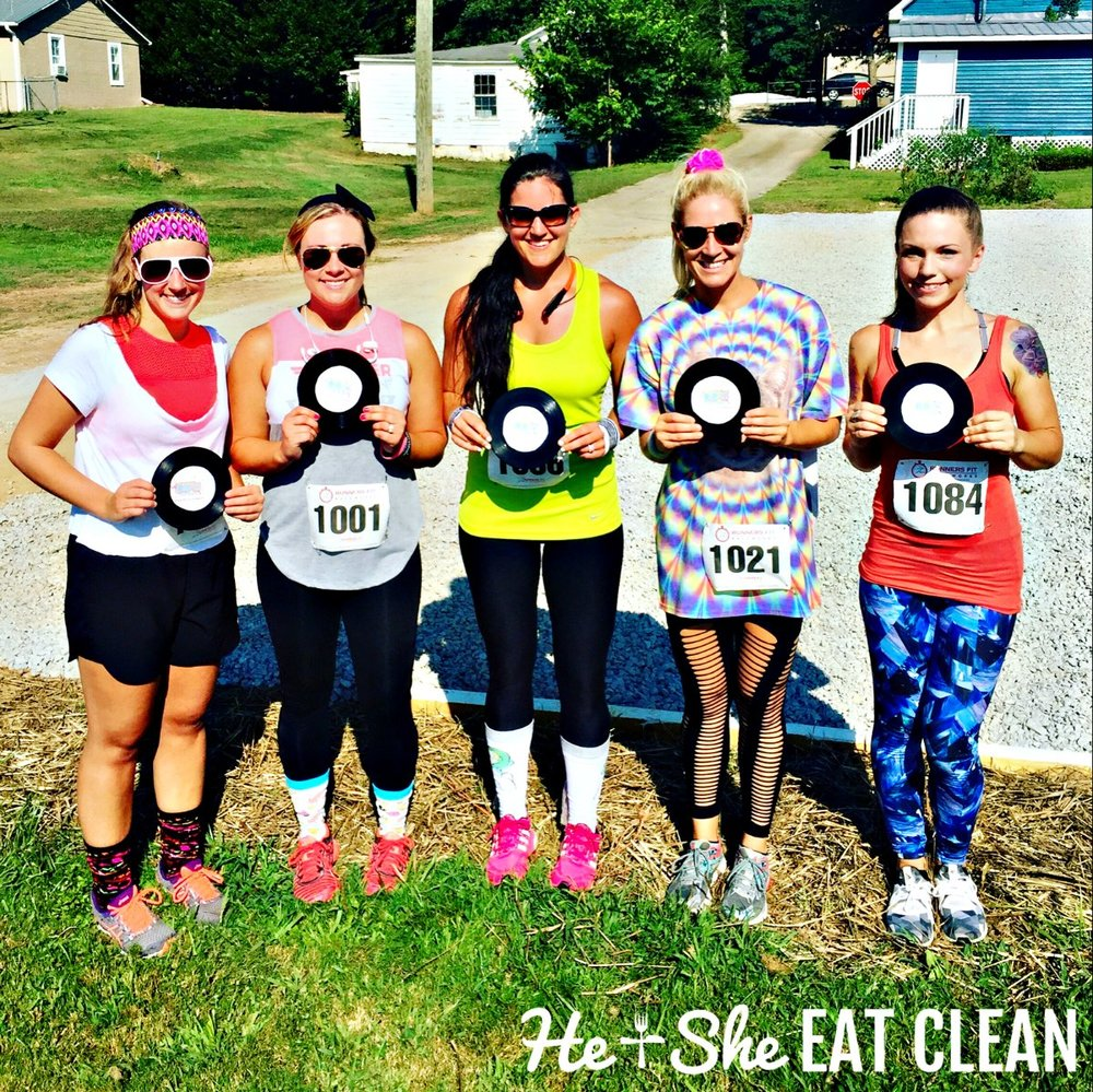 Awesome '80s Run 5k