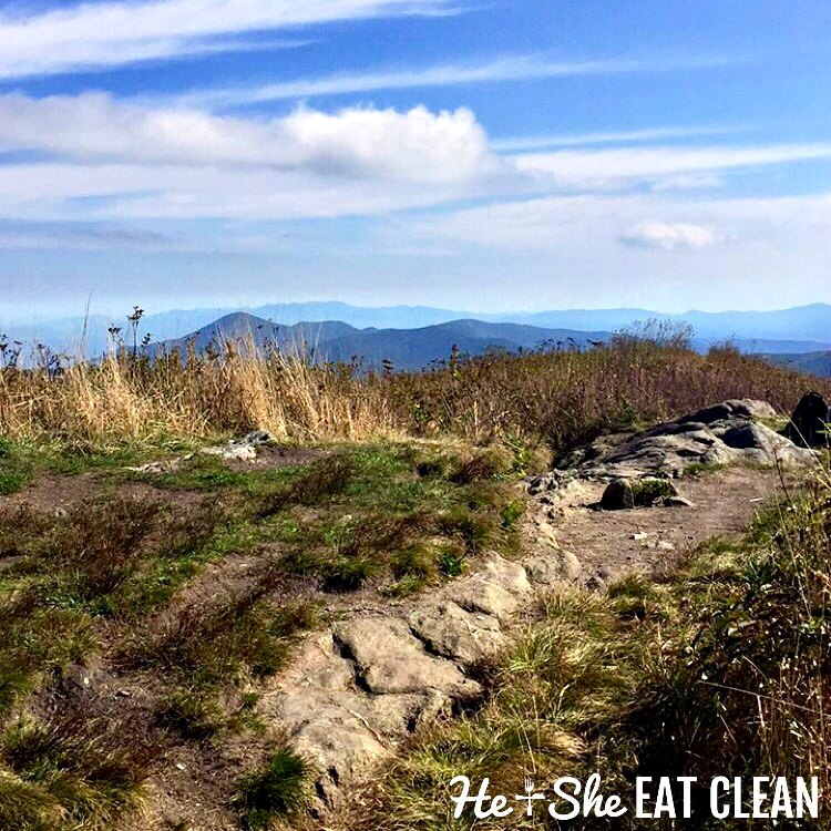 Hiking the Art Loeb Trail in Pisgah National Forest