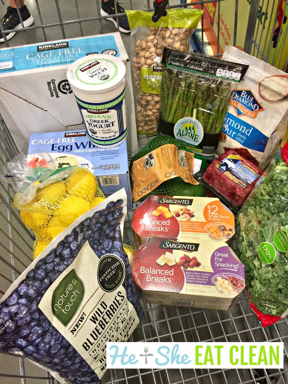 Clean Eating at Costco