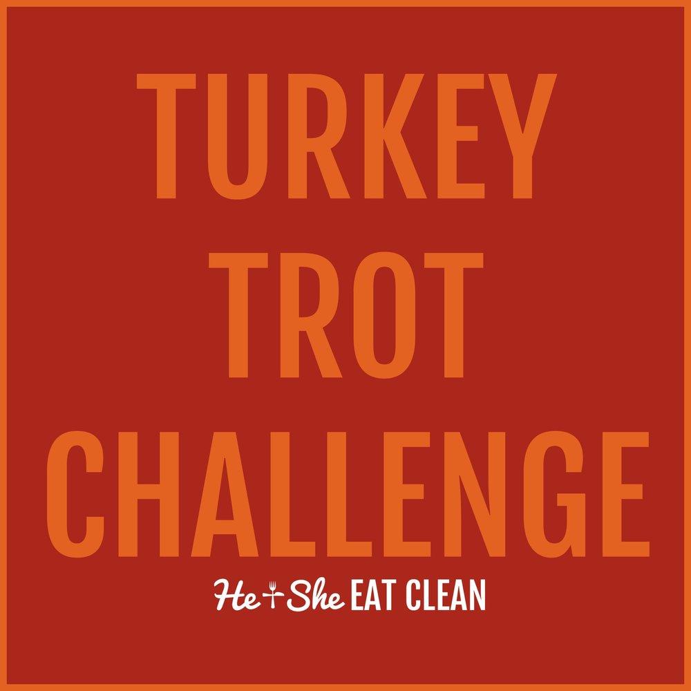 Advanced Turkey Trot Challenge