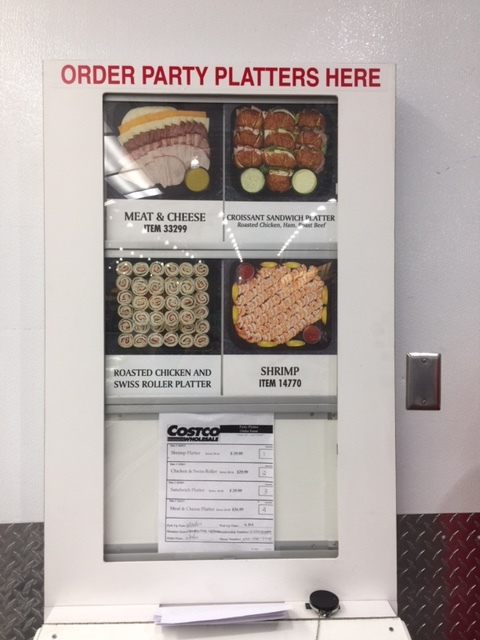 How to Order Party Platters from Costco