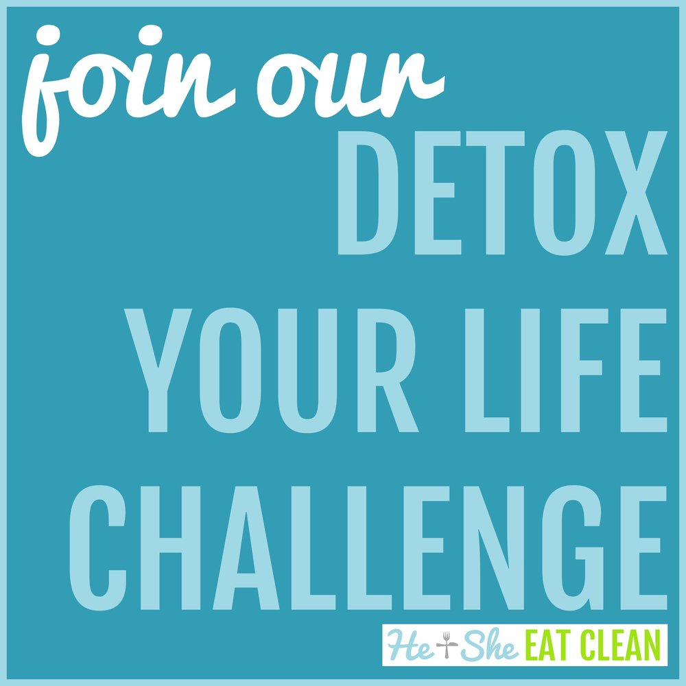 Join Our Detox Your Life Challenge!