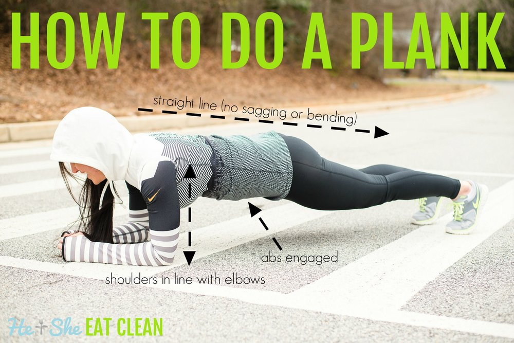 How to Do a Plank
