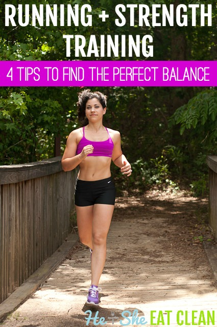 Running and Strength Training - Why you need to do both & 4 tips to help you succeed!