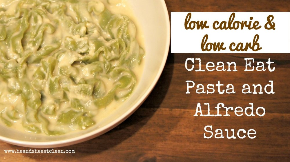 Actually Good For You Low Carb & Low Calorie Alfredo & Pasta Sauce