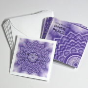 CROWN CHAKRA LEAFLET NOTES