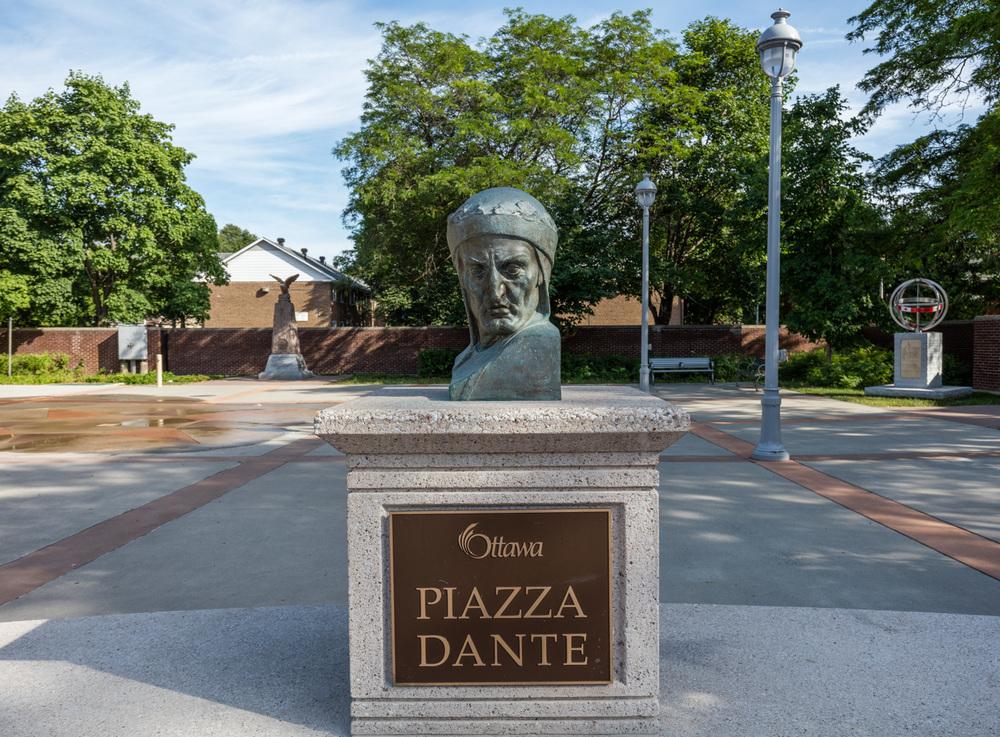 """""""Bust of Dante Aligheri"""""""