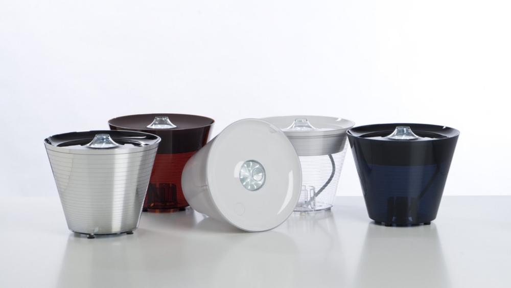 Tisch/Bodenleuchte & Ladegerät Multipot