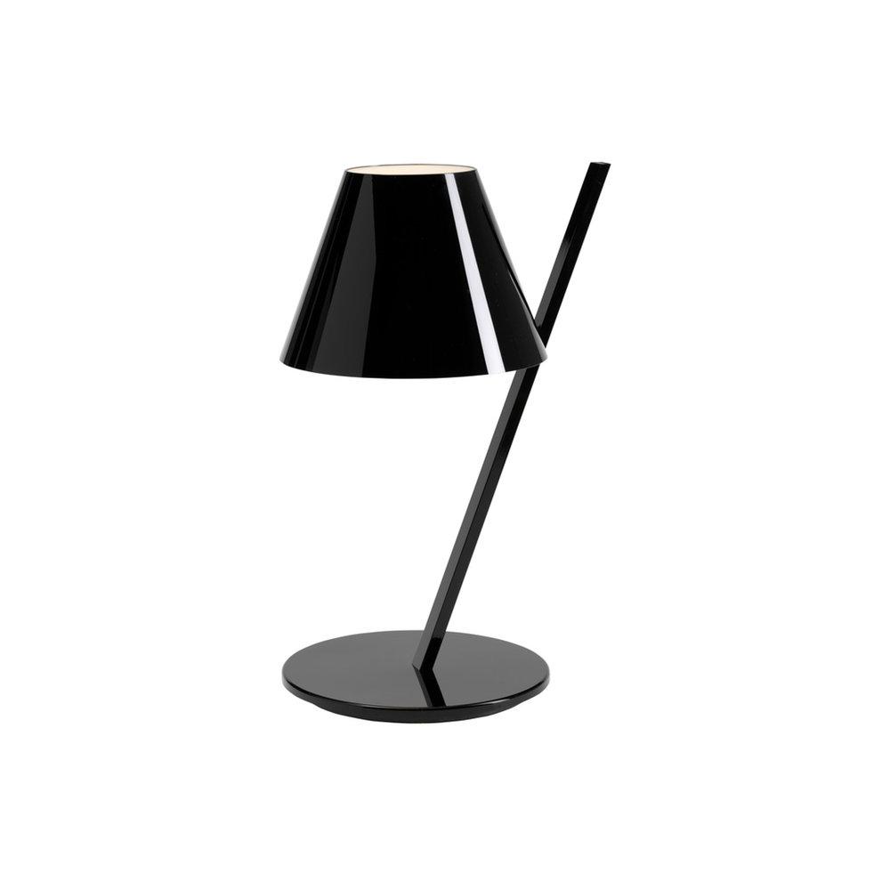 Tischleuchte LA PETITE  CHF 198.00 Höhe 40 cm, LED Auch erhältlich in den Farben weiss & rot / weiss.