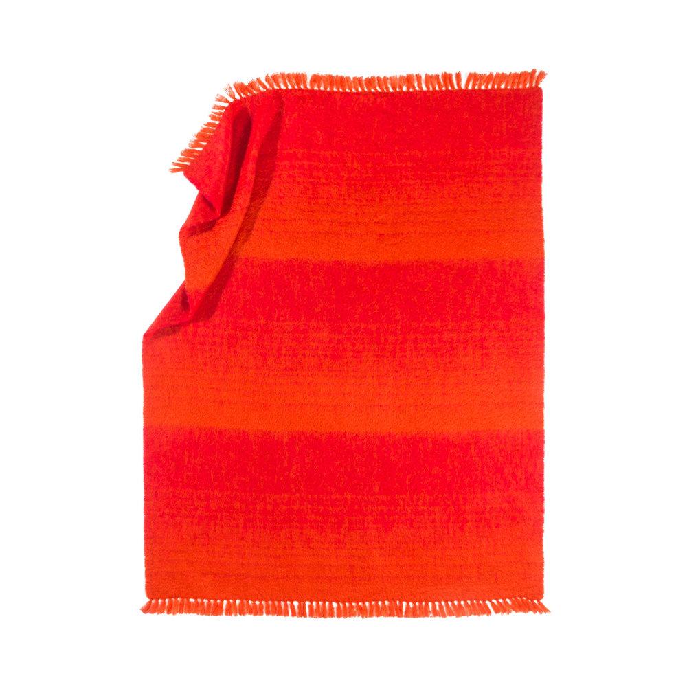 Decke FADING LIGHT  CHF 440.00 Kid Mohair & Seide, 140 x 200 cm