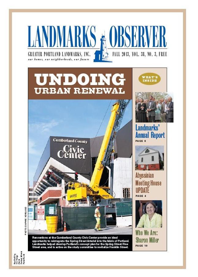 Observer Fall 2013