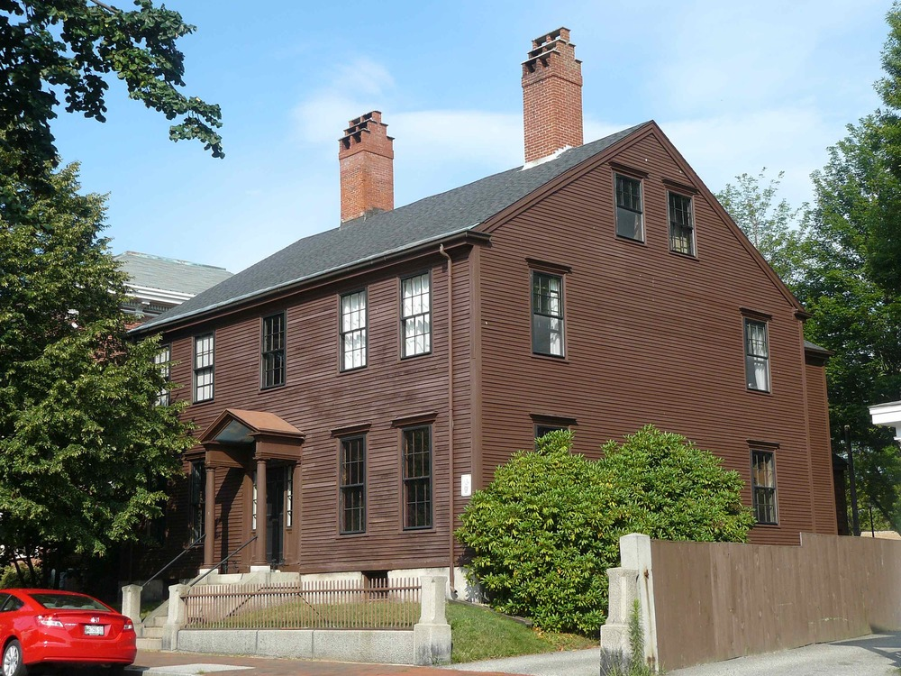 127 Pleasant Street, Portland