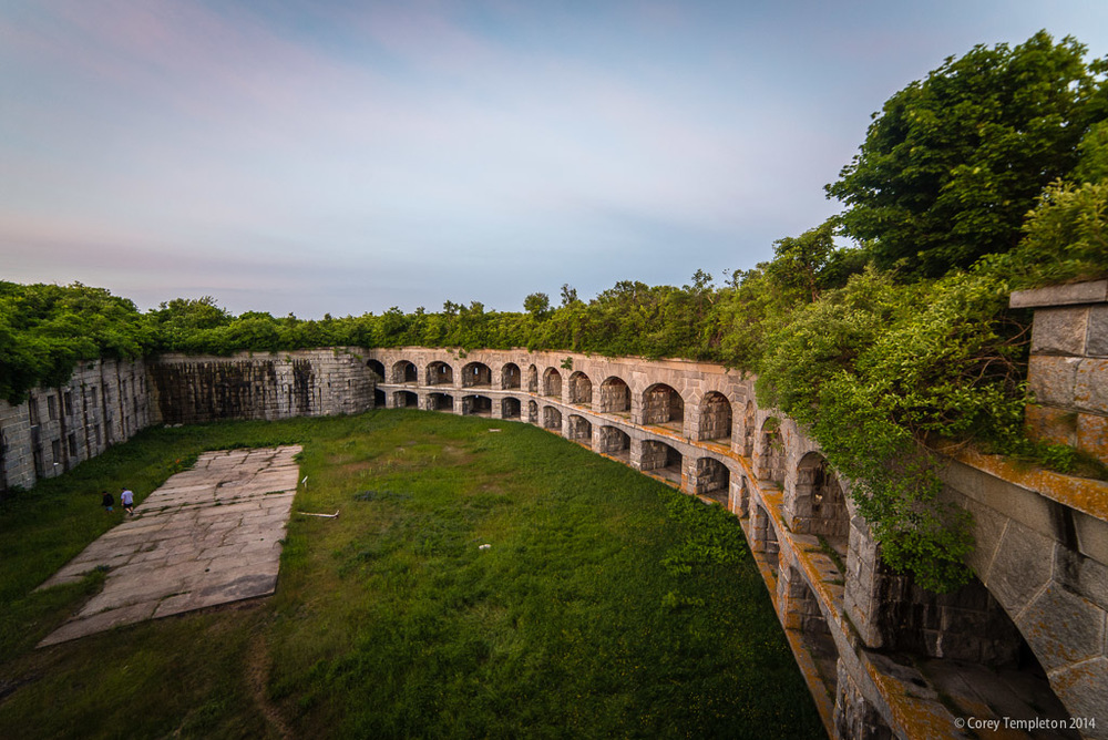 Fort Gorges, nominated 2013
