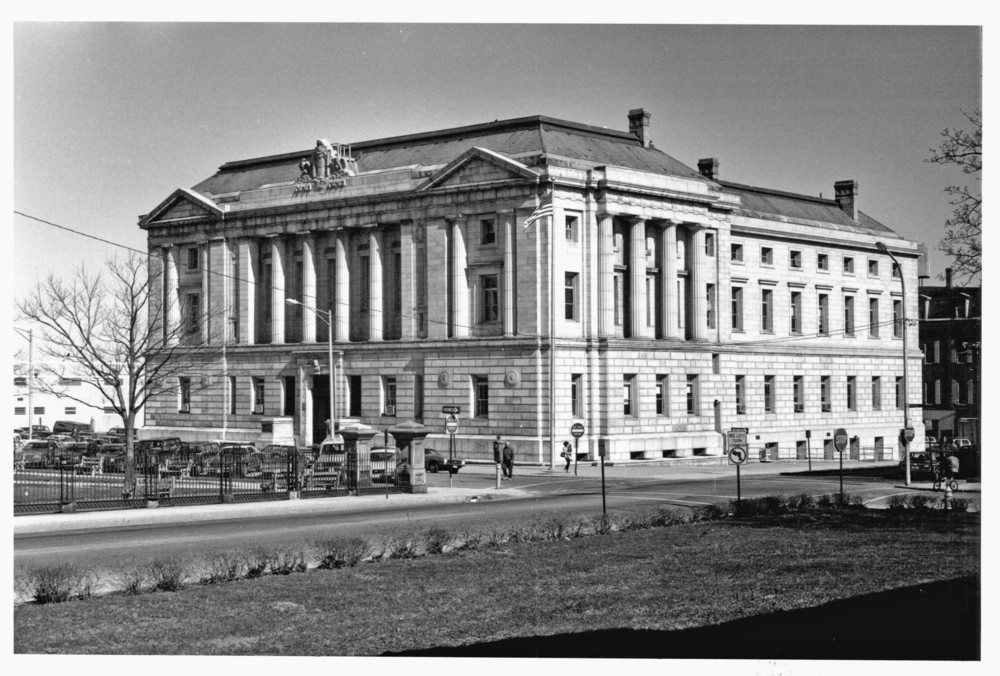Superior Court, Newbury Street, Portland