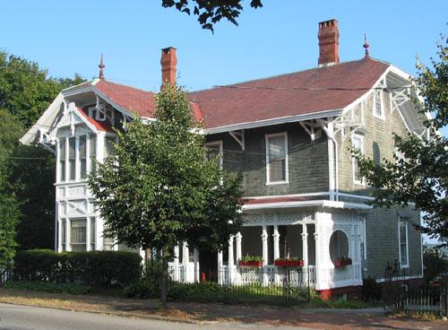 Danforth Street, Portland