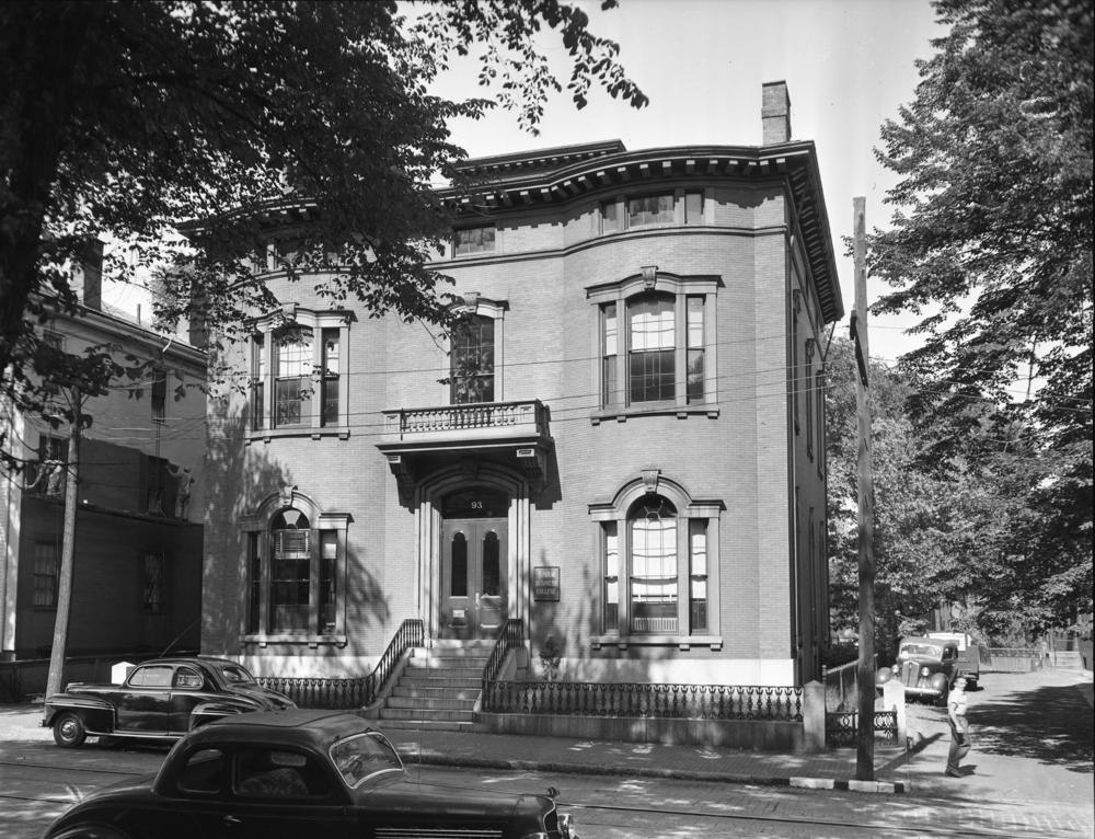 Safford House in 1947.jpg