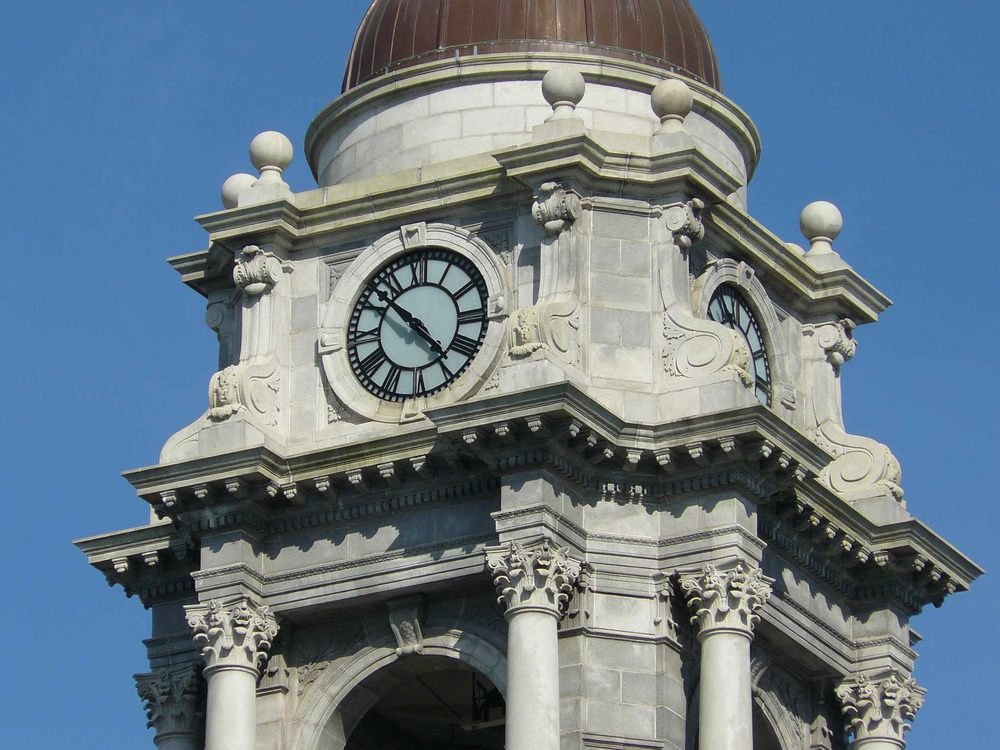 City Hall Clock Tower, 2008