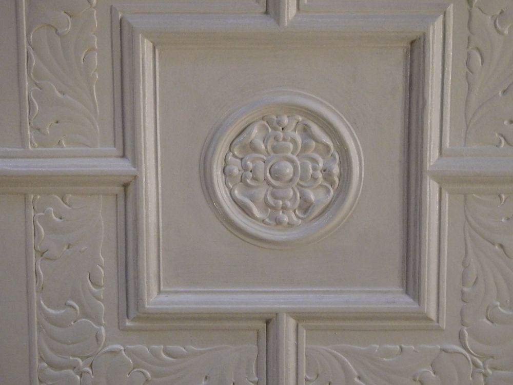 West Mansion front entry ceiling detail.jpg