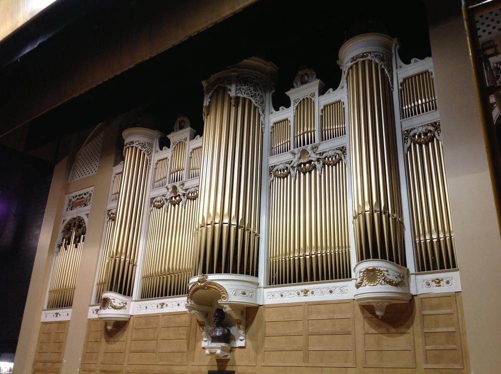 Kotzschmar Organ