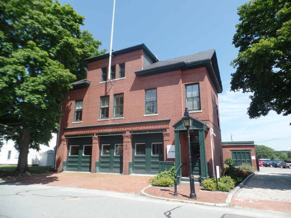 Arbor Street Fire Station