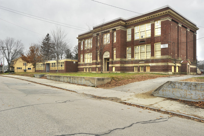 Thomas B. Reed School, Portland from the Portland Press Herald