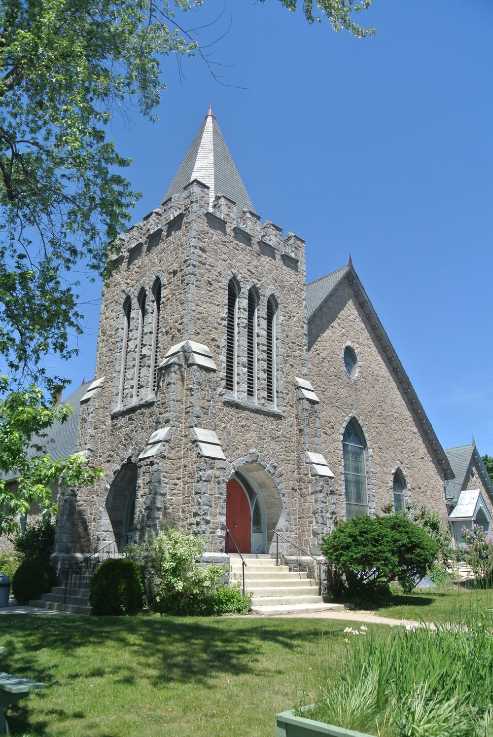 Dunn Memorial Church