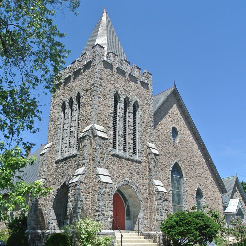 Dunn Memorial Church -