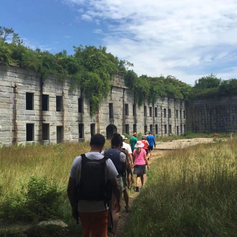 Fort Gorges -