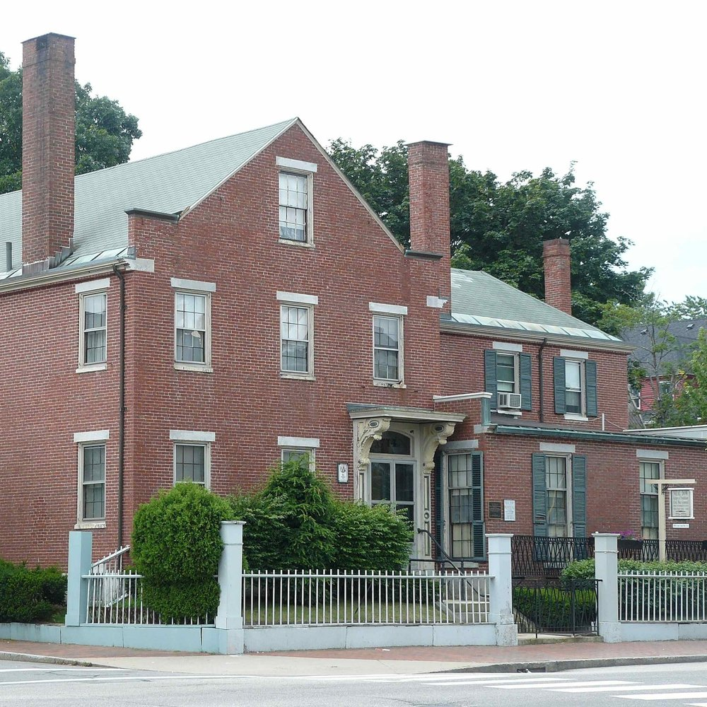 Neal Dow House -
