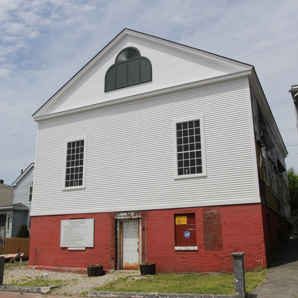 Abyssinian Meeting House -