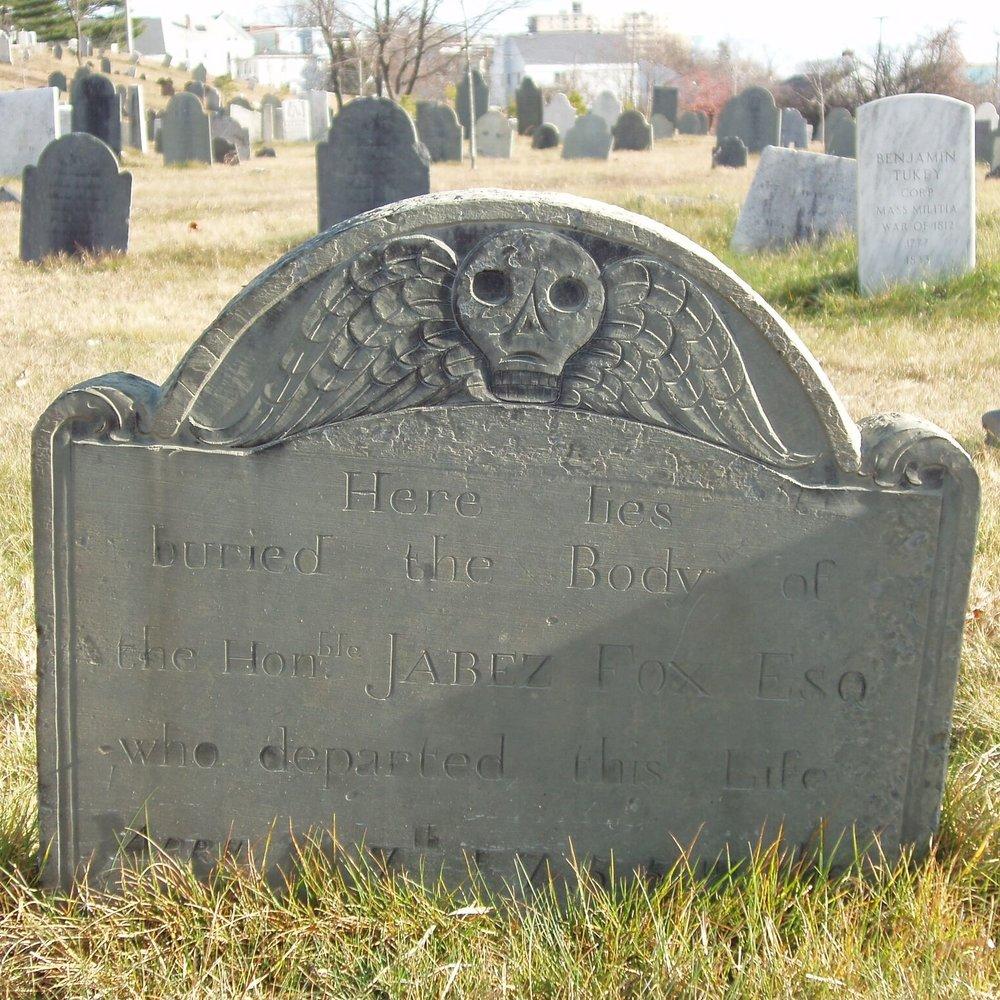 Eastern Cemetery -