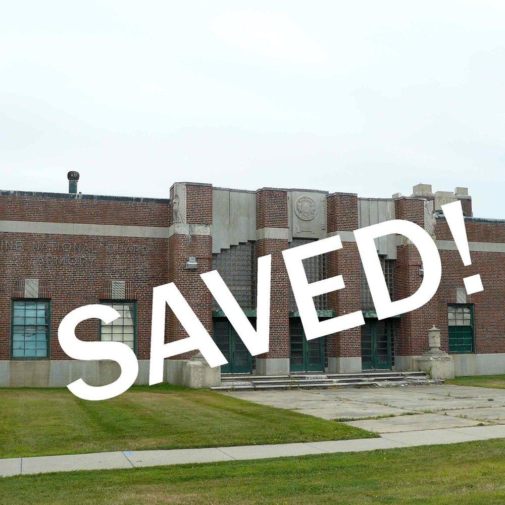 South Portland Armory -