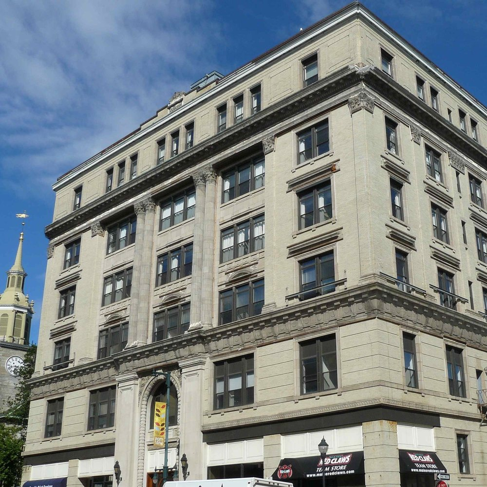 Masonic Temple -