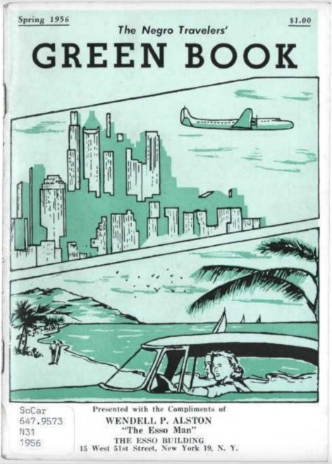 The Green Book provided travelers with safe places to visit, eat and sleep across the United States.