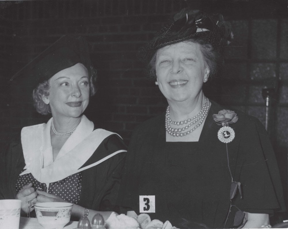 Edith Sills, Bowdoin College Archives image no. 4317