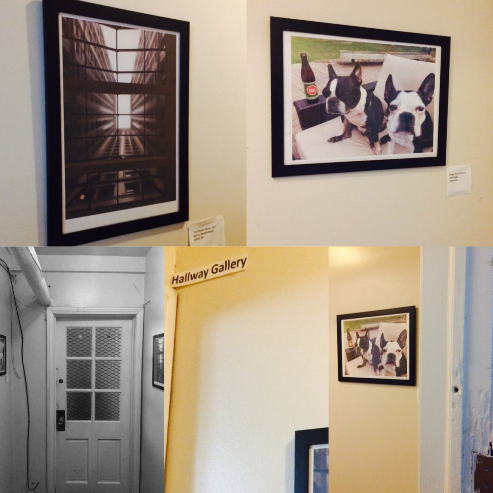 Become a Patron of the ArtHouse Hallway Gallery!